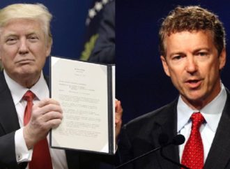 Rand Paul Will Vote to Block President Trump's Emergency Declaration