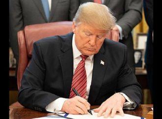 Senate Wars With Trump Over Executive Overreach, Blocking National Emergency Declaration