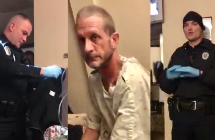 Police Raid Stage 4 Cancer Patient's Hospital Room for Suspected Marijuana [VIDEO]