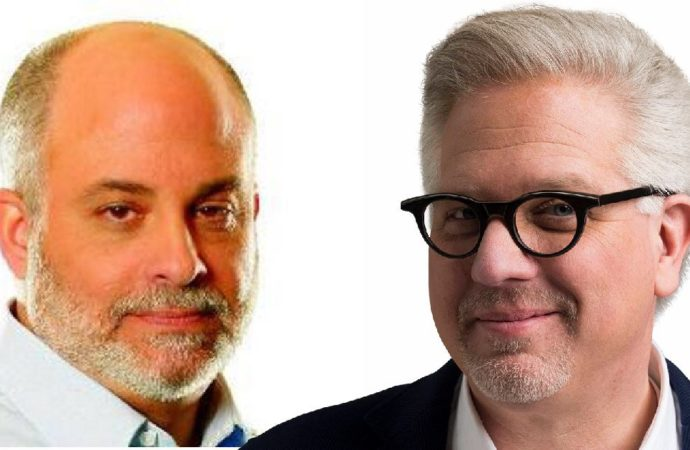 Beck and Levin at Odds Over Rand Paul's Vote