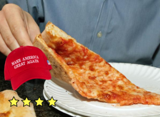 Are You A Trump Supporter That Wants To Eat In Peace? There's An App For That