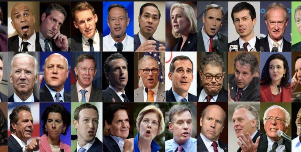 Nine 2020 Democrat Crackpot Policies