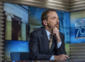 Chuck Todd Awarded For Excluding 'Deniers' From Hour-Long Climate Change Broadcast
