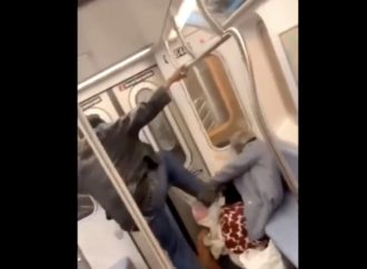 78-Year-Old Woman Kicked In Face On NYC Subway, Bleeds As Onlookers Do Nothing