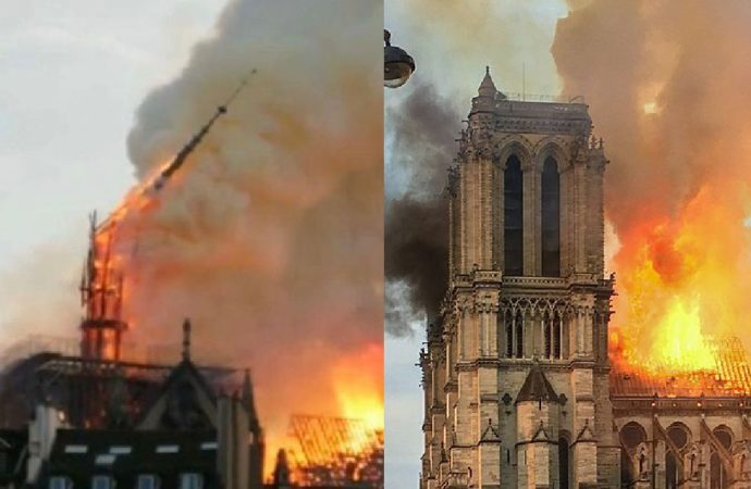 France Launches International Contest To Design Notre Dame Spire's Replacement