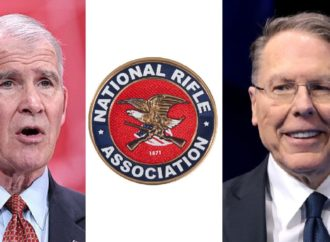 NRA's North Won't Seek 2nd Term After LaPierre Alleges Extortion