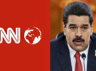 Maduro Kicks CNN Off The Air As Venezuelans Revolt Against Him