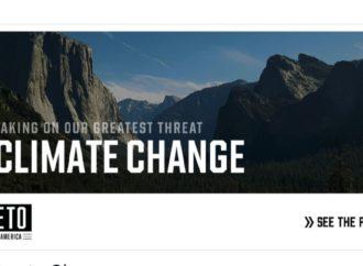 Beto O'Rourke Unveils $5 Trillion Climate Change Agenda