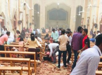ISIS Claims Responsibility For More Than 300 Deaths In Sri Lanka Attacks