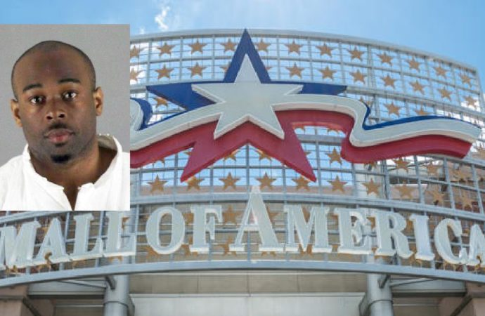 Man Arrested  for Throwing 5yo Boy from Mall of America Balcony