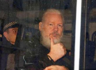 Assange Arrested Under US Extradition Warrant Over Hacking Charges