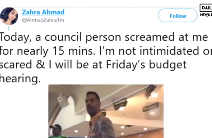 Flint Councilman Berates Muslim Reporter: 'Nasty Woman. Maybe It's A Cultural Difference'