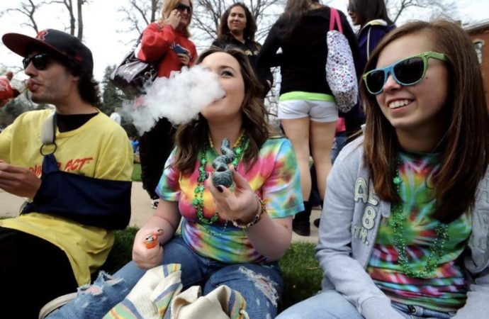 How Does Marijuana Use Affect School, Work, and Social Life of Students?