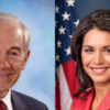 "Ron Paul Says Tulsi Gabbard is ""The Best Chance for Peace."""