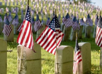 The Best Way to Honor Fallen Soldiers Is to Stop Sending Troops to War