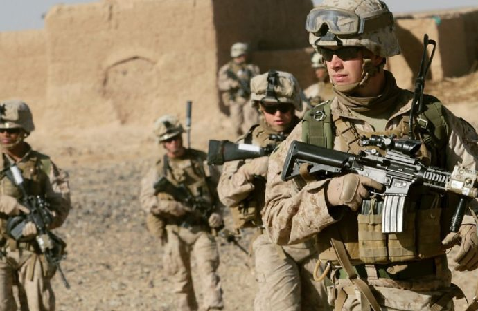 After 18 Years And Over 2,000 Soldiers Killed, US Stops Counting Land Lost To Taliban