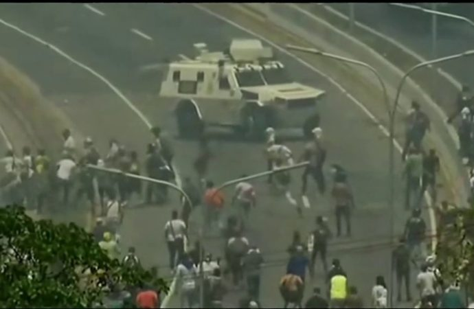 Venezuelans Need More than Thoughts and Prayers. They Need Guns.