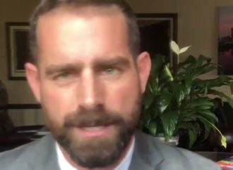 Rep Brian Sims Offers Non-Apology For Harassing Pro-Lifers. Twitter Non-Accepts.