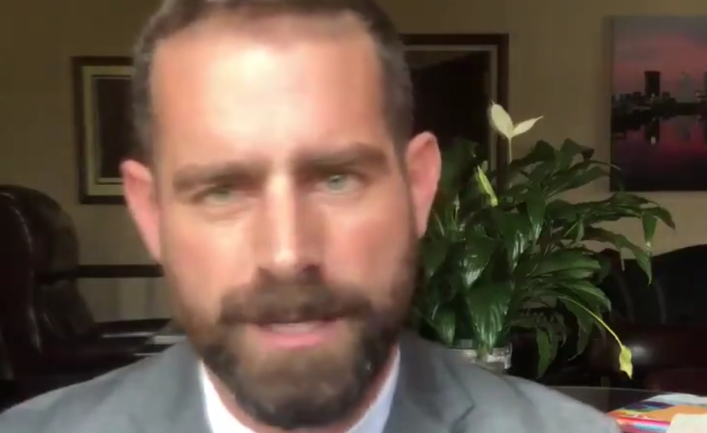 Dem Rep Offers Non-Apology For Harassing Pro-Lifers  Twitter Non