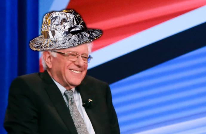 Bernie Sanders Pushed False Flag Conspiracy Theory About Domestic Bombings