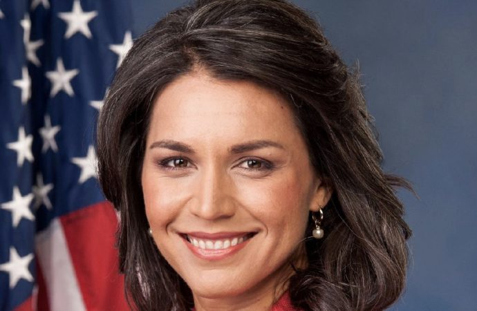 Tulsi Gabbard Scores Breakout Performance in First Democratic Debate