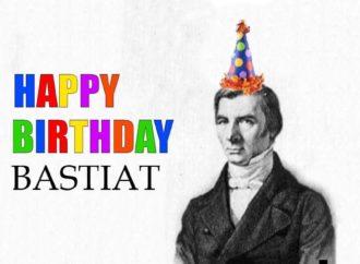 A Birthday Tribute to the Timeless Frédéric Bastiat