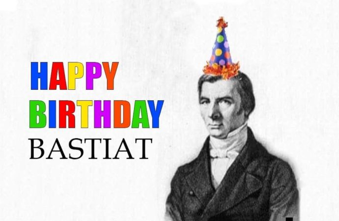 A Birthday Tribute to the Timeless Frédéric Bastiat