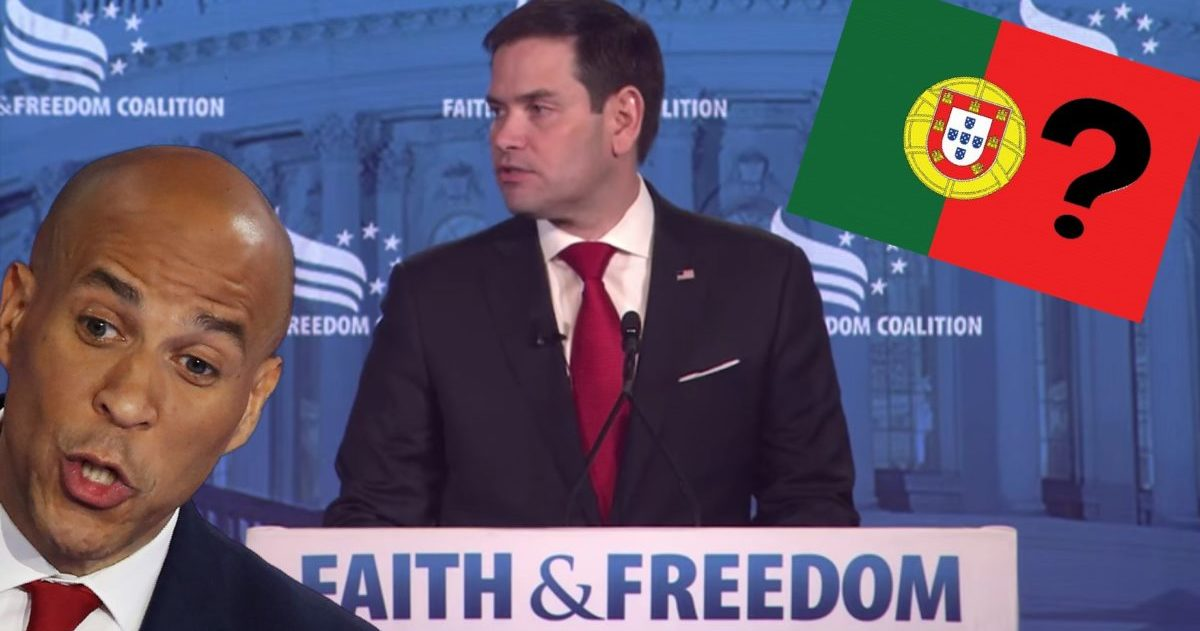 Rubio Takes Issue With Bookers Spanish