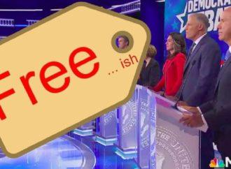 "A List of the Democrat's ""Free"" Proposals"