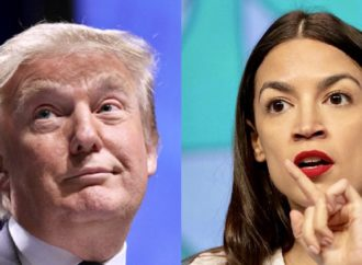 The Trump vs AOC Feud Just Escalated
