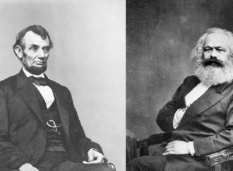 Was Lincoln Really Into Marx?
