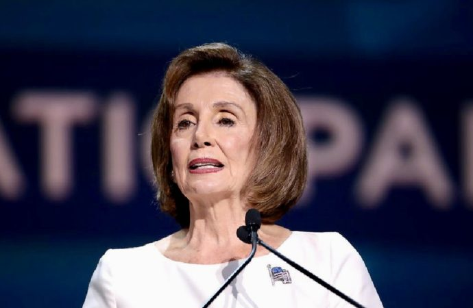 Nancy Pelosi: The Ghost of Democrats Past