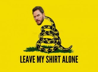 Don't Tread on Chris Pratt's Shirt: A History Lesson on The Gadsden Flag