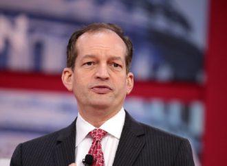 Dominoes Fall: Labor Secretary Acosta Resigns Amid Epstein Controversy