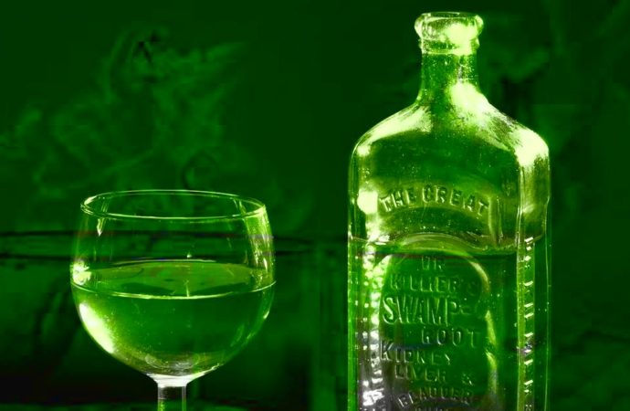 Your Right to Absinthe