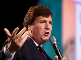 Tucker Carlson Says Corporations Are Now the Biggest Threat to Your Freedom. He's Wrong
