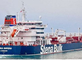 Iran Seizes Two British Operated Ships In Strait of Hormuz