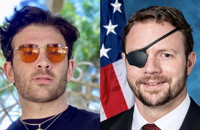 'Young Turks' Host Gloats Over Crenshaw's War Injuries