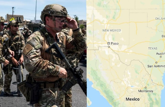 20 Dead, 26 Injured After White Supremacist Shooting Spree in El Paso