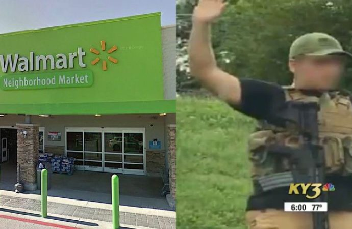 Good Guy With a Gun: Potential Shooter Stopped at Missouri Walmart
