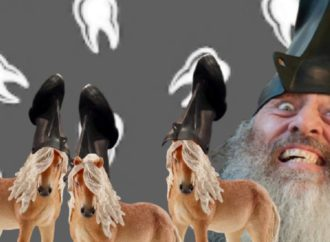 Vermin Supreme: Executions For Pony Parity  to Marianne's Orbs