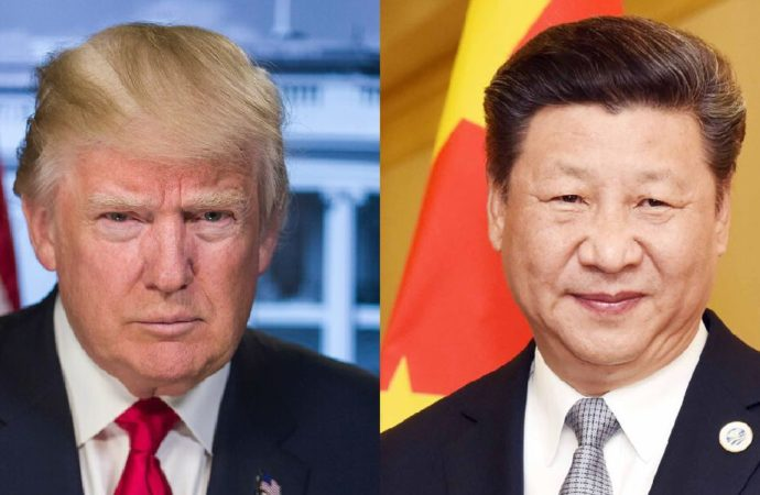 Trump Must Call Out China