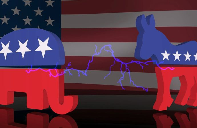 A Hostile Takeover of the US by Major Political Parties