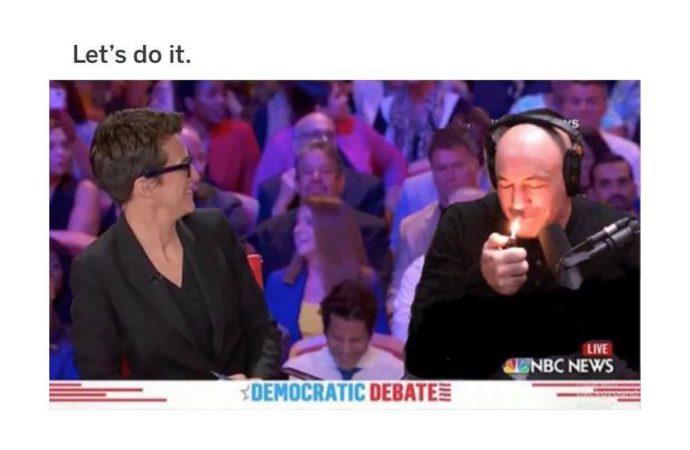 Petition for Joe Rogan to Moderate Presidential Debates Nearing 200,000 Signatures