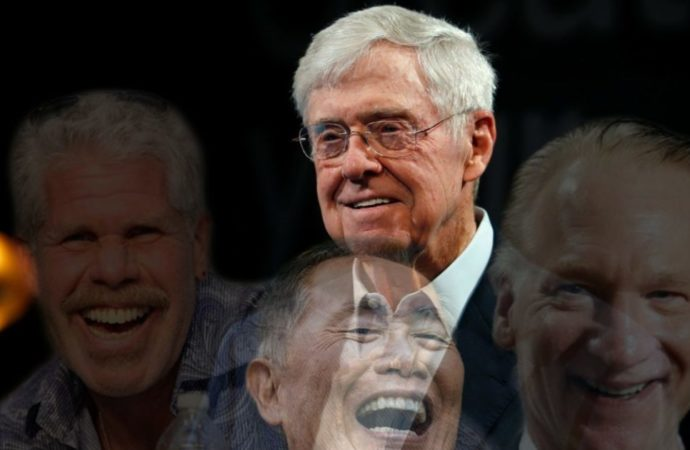 The Celebration of David Koch's Death: The Vindictive Left
