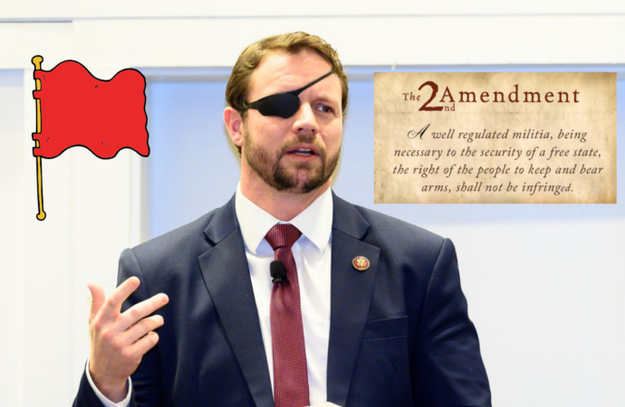 Dan Crenshaw on Louder With Crowder Amid Red Flag Law Controversy [VIDEO]