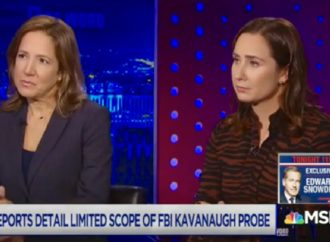 NYT Reporters Say Editors Removed Exculpatory Information About Kavanaugh