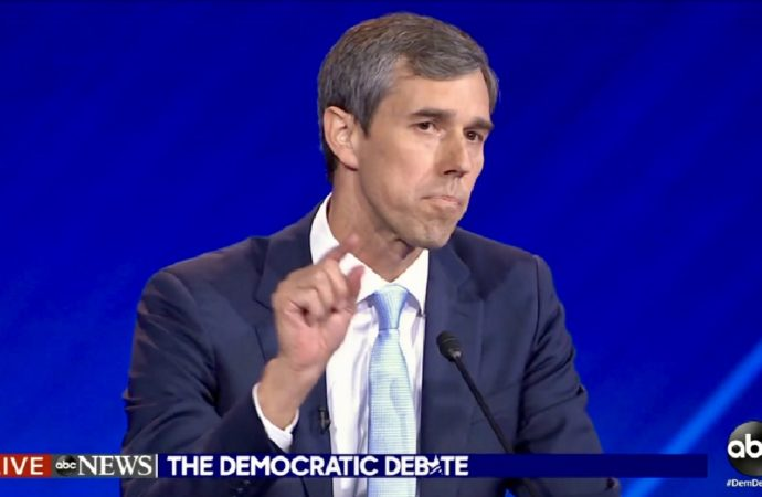 Beto Blusters: Goes After First, Second Amendment