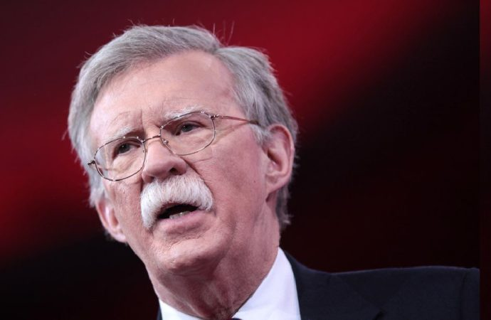 NeoCon Hawk Down: Trump Fires Bolton