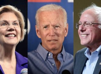 CBS Polls Shows Good News For Sanders And Warren, Red Flashing Signs For Biden